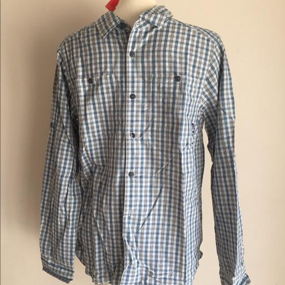 14675234e The North Face Men's Shirt Button Front NWT NWT